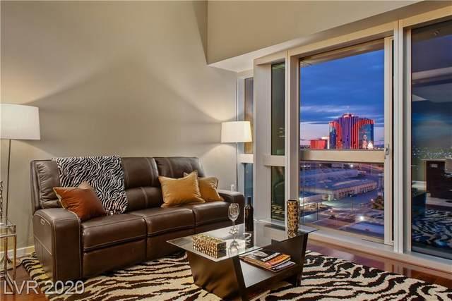 4471 Dean Martin #1604, Las Vegas, NV 89103 (MLS #2217552) :: Hebert Group | Realty One Group