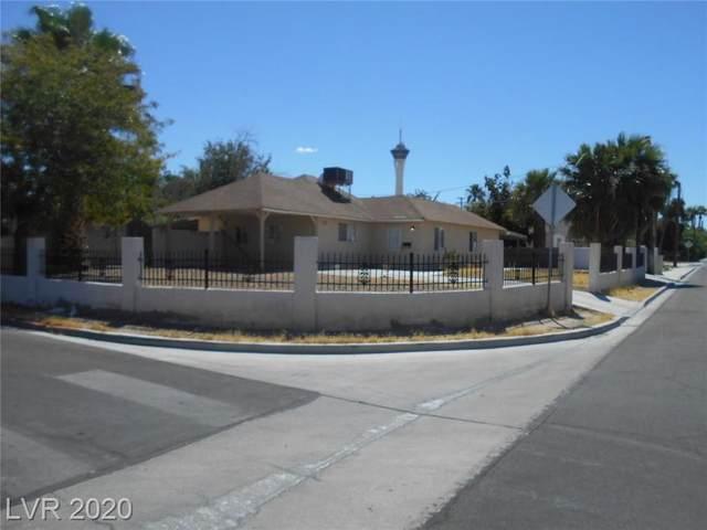910 Sweeney Avenue, Las Vegas, NV 89104 (MLS #2217561) :: Signature Real Estate Group