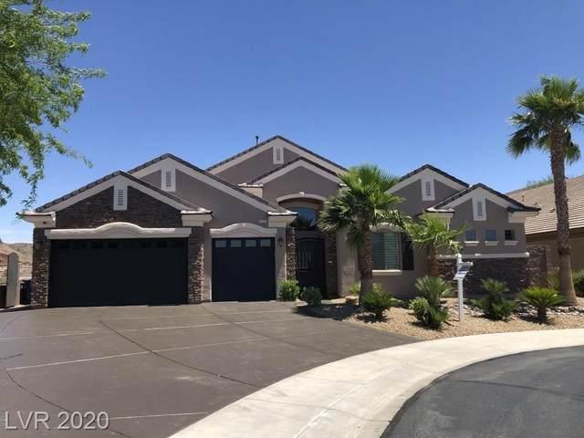 2131 Montana Pine Drive, Henderson, NV 89052 (MLS #2217574) :: Jeffrey Sabel