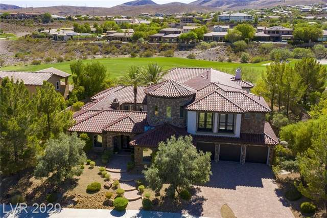 38 Sankaty Circle, Henderson, NV 89052 (MLS #2217580) :: The Mark Wiley Group | Keller Williams Realty SW