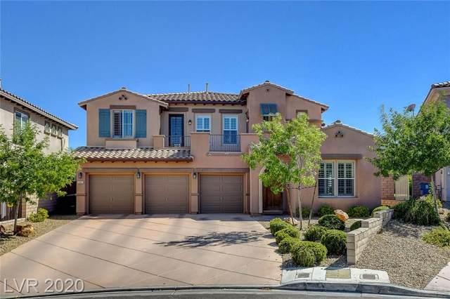 12037 Malva Place, Las Vegas, NV 89138 (MLS #2217652) :: The Lindstrom Group