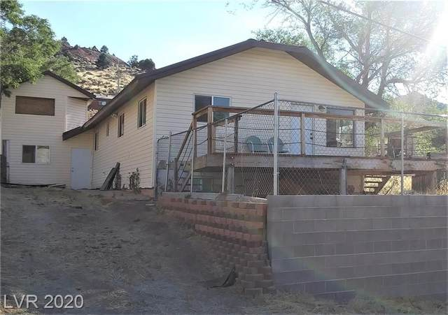 805 Meadow Valley Street, Pioche, NV 89043 (MLS #2217680) :: Signature Real Estate Group