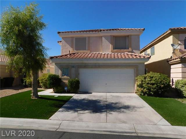 208 Lenape Heights Avenue, Las Vegas, NV 89148 (MLS #2217686) :: The Mark Wiley Group | Keller Williams Realty SW