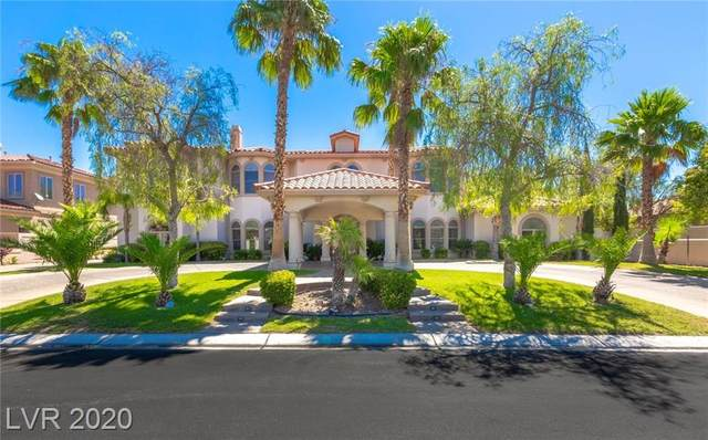 5084 Mountain Foliage Drive, Las Vegas, NV 89148 (MLS #2217687) :: Vestuto Realty Group