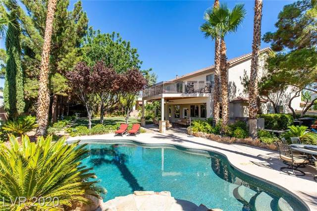 7240 Falvo Avenue, Las Vegas, NV 89131 (MLS #2217688) :: Jeffrey Sabel