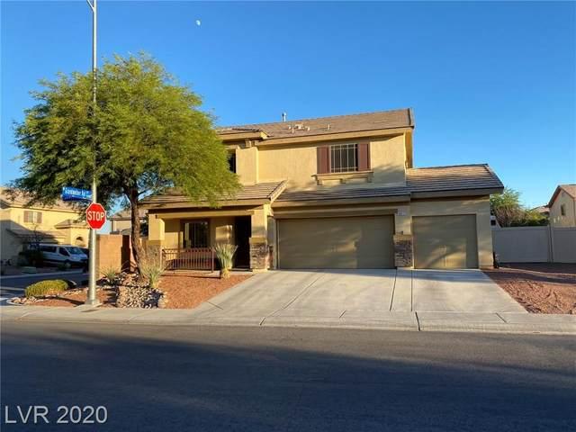 3417 Carolina Moon Avenue, North Las Vegas, NV 89081 (MLS #2217703) :: Hebert Group | Realty One Group