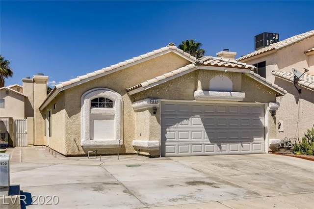 5932 Pacific Shores Drive, Las Vegas, NV 89142 (MLS #2217712) :: Performance Realty