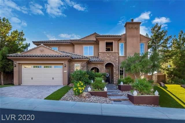 2853 Saint Dizier Drive, Henderson, NV 89044 (MLS #2217713) :: Hebert Group | Realty One Group