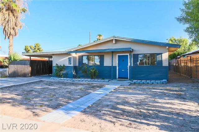 2016 Bonita Avenue, Las Vegas, NV 89104 (MLS #2217717) :: Hebert Group   Realty One Group