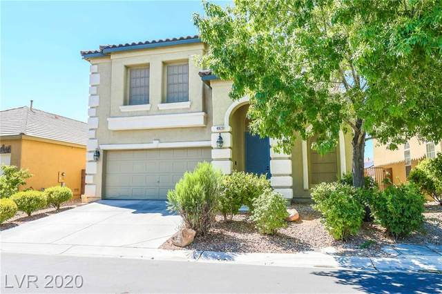 4829 Savannah Sky Avenue, Las Vegas, NV 89131 (MLS #2217741) :: The Mark Wiley Group | Keller Williams Realty SW