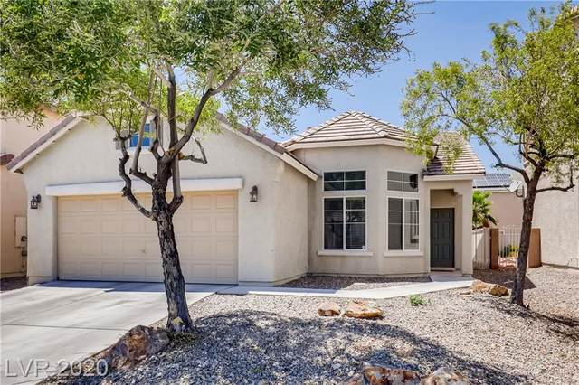5325 Wild Sunflower Street, North Las Vegas, NV 89081 (MLS #2217760) :: Jeffrey Sabel