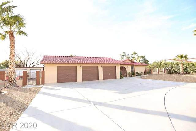 141 Spanish Drive, Las Vegas, NV 89110 (MLS #2217786) :: Performance Realty