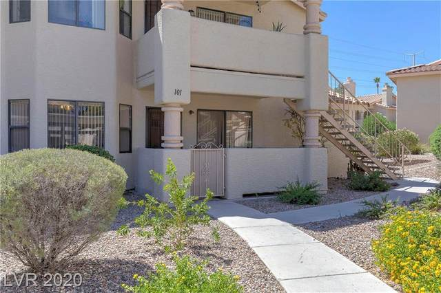 7905 Esterbrook Way #101, Las Vegas, NV 89128 (MLS #2217788) :: Hebert Group | Realty One Group