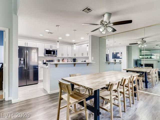 8452 Boseck Drive #279, Las Vegas, NV 89145 (MLS #2217834) :: Signature Real Estate Group