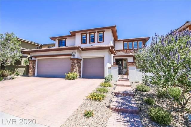 10524 Dove Meadow, Las Vegas, NV 89135 (MLS #2217846) :: Jeffrey Sabel