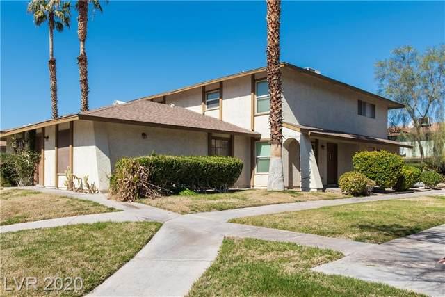 1522 Dorothy #2, Las Vegas, NV 89119 (MLS #2217856) :: Signature Real Estate Group