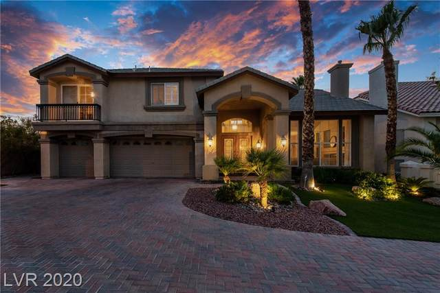 7687 Gossamer Wind Street, Las Vegas, NV 89139 (MLS #2217857) :: Hebert Group   Realty One Group