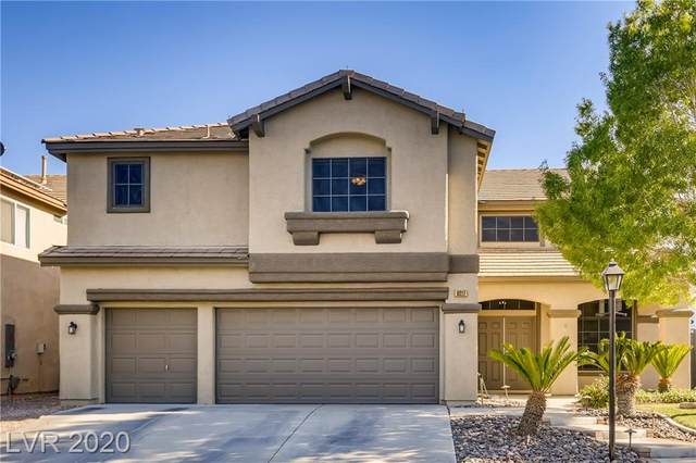 8217 Fritzen Avenue, Las Vegas, NV 89131 (MLS #2217897) :: Performance Realty