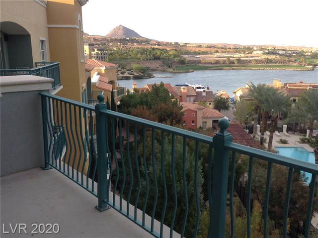 30 Strada Di Villaggio #514, Henderson, NV 89011 (MLS #2217901) :: The Perna Group