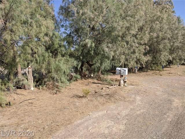 2656 N Saddleback Dr, Amargosa, NV 89020 (MLS #2217919) :: Helen Riley Group | Simply Vegas