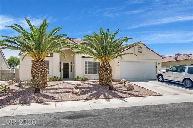 1725 Hunters Bluff Drive, North Las Vegas, NV 89032 (MLS #2217922) :: Hebert Group | Realty One Group