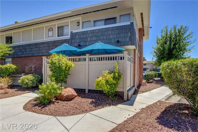 2854 Geary Place #3819, Las Vegas, NV 89109 (MLS #2217937) :: The Lindstrom Group