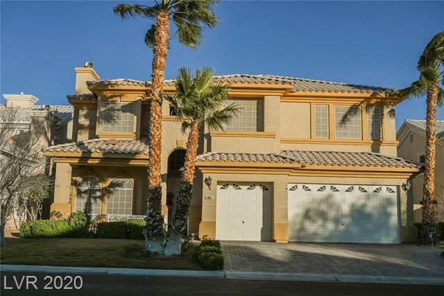 4644 Stuttgart Street, Las Vegas, NV 89147 (MLS #2217941) :: Signature Real Estate Group