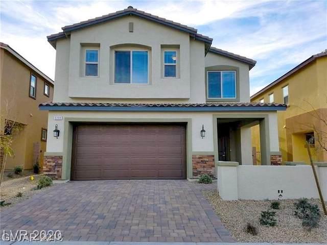 2293 Mundare Drive, Henderson, NV 89002 (MLS #2217968) :: Jeffrey Sabel