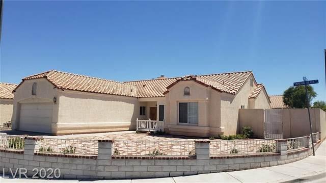 4713 Imperial Beach Avenue, North Las Vegas, NV 89032 (MLS #2217972) :: Hebert Group | Realty One Group