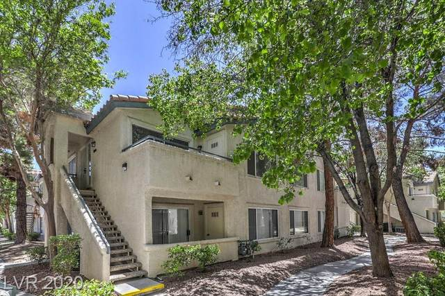 5247 Caspian Springs Drive #204, Las Vegas, NV 89120 (MLS #2218007) :: Signature Real Estate Group