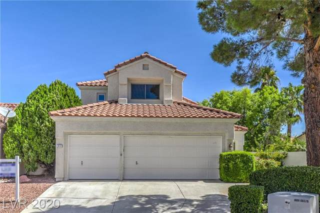1412 Country Hollow Drive, Las Vegas, NV 89117 (MLS #2218029) :: Signature Real Estate Group