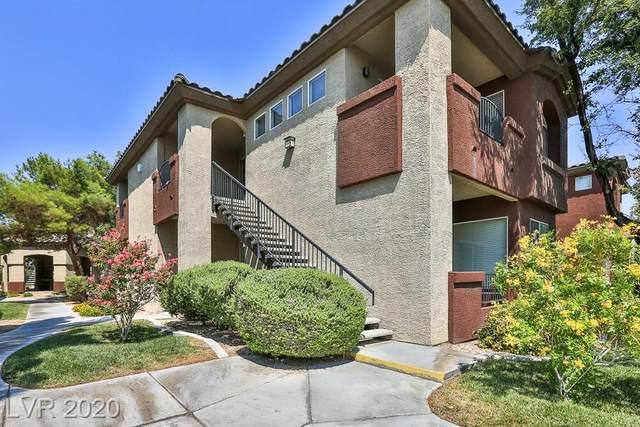 4400 Jones Boulevard #2020, Las Vegas, NV 89103 (MLS #2218064) :: The Lindstrom Group