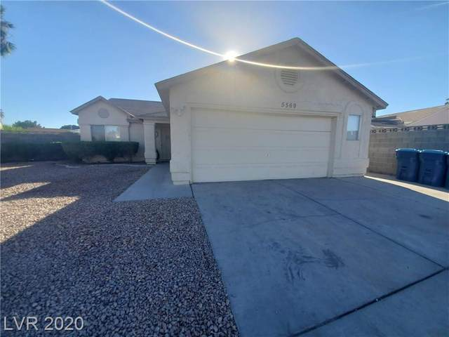 5569 Forsythe Drive, Las Vegas, NV 89142 (MLS #2218071) :: Performance Realty