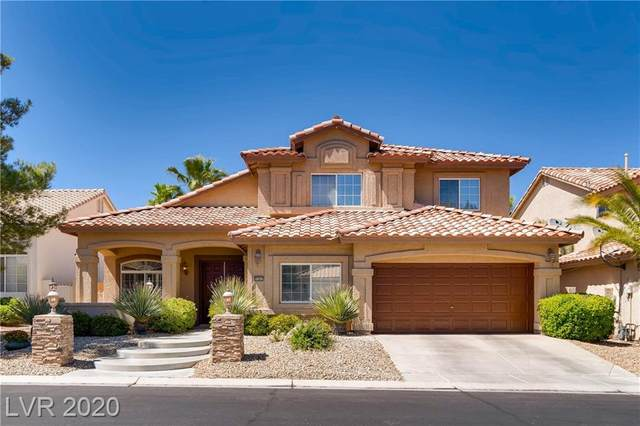 9582 Sedona Hills Court, Las Vegas, NV 89147 (MLS #2218085) :: Signature Real Estate Group