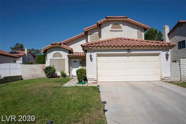 8369 Hidden Hills Drive, Las Vegas, NV 89123 (MLS #2218091) :: The Lindstrom Group