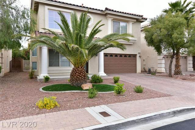 10877 Dornoch Castle Street, Las Vegas, NV 89141 (MLS #2218099) :: Performance Realty