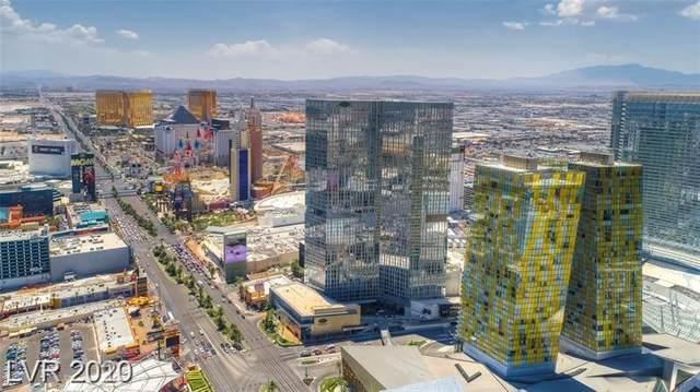 3750 S Las Vegas Boulevard #2908, Las Vegas, NV 89158 (MLS #2218123) :: Signature Real Estate Group