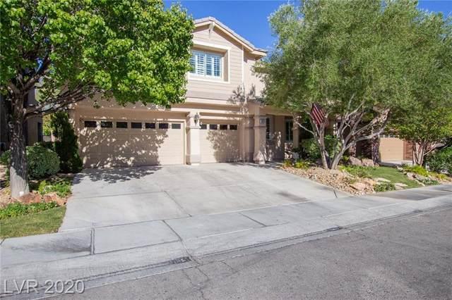 3034 Lenoir Street, Las Vegas, NV 89135 (MLS #2218125) :: Realty One Group