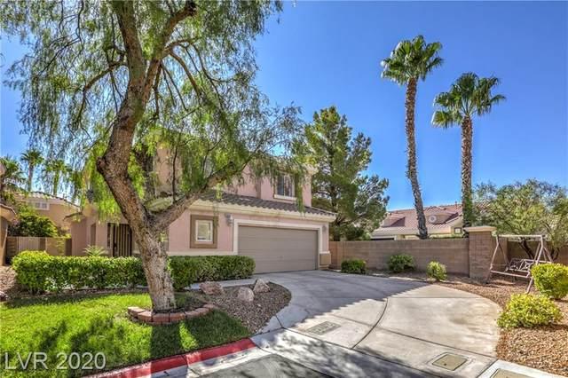 6646 Dapple Gray Road, Las Vegas, NV 89148 (MLS #2218127) :: The Mark Wiley Group | Keller Williams Realty SW