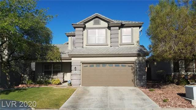 2943 Thicket Willow Street, Las Vegas, NV 89135 (MLS #2218133) :: Signature Real Estate Group