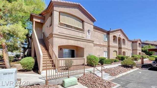 5751 Hacienda Avenue #277, Las Vegas, NV 89122 (MLS #2218139) :: The Shear Team