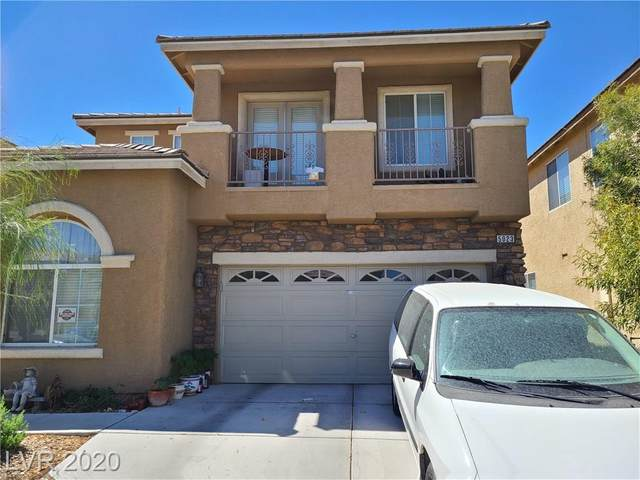 5023 W Moberly Avenue, Las Vegas, NV 89139 (MLS #2218148) :: Hebert Group | Realty One Group