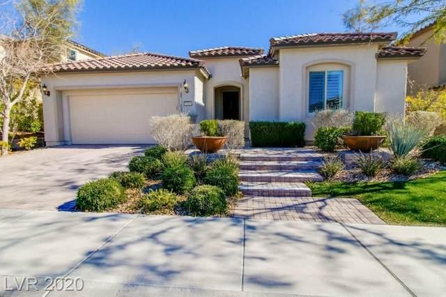 8416 Painted Walls Street, Las Vegas, NV 89166 (MLS #2218156) :: Billy OKeefe | Berkshire Hathaway HomeServices