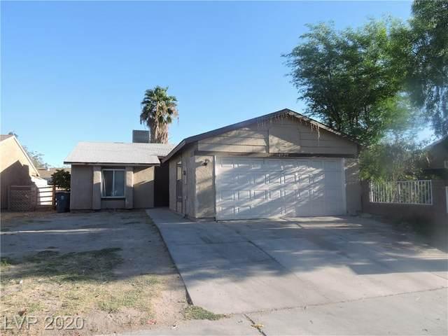 4529 Queen Angel Court, Las Vegas, NV 89110 (MLS #2218159) :: Hebert Group | Realty One Group