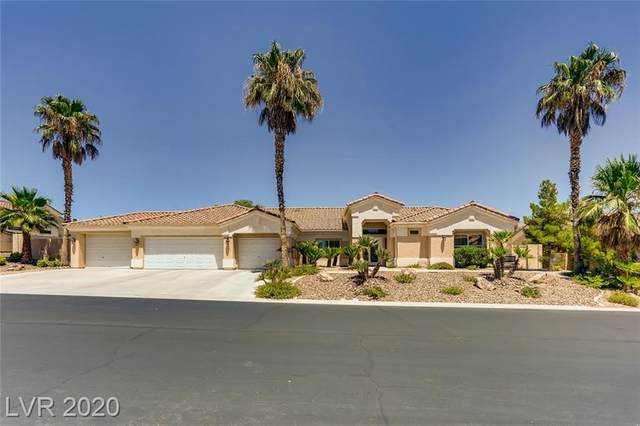 7530 Hornblower Avenue, Las Vegas, NV 89131 (MLS #2218165) :: Performance Realty