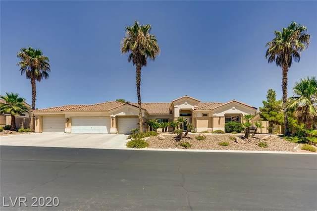 7530 Hornblower Avenue, Las Vegas, NV 89131 (MLS #2218165) :: The Mark Wiley Group | Keller Williams Realty SW