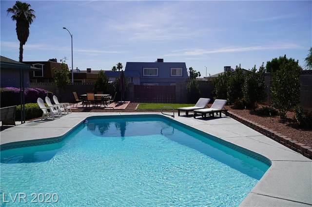 6913 Cortez Court, Las Vegas, NV 89145 (MLS #2218166) :: Signature Real Estate Group