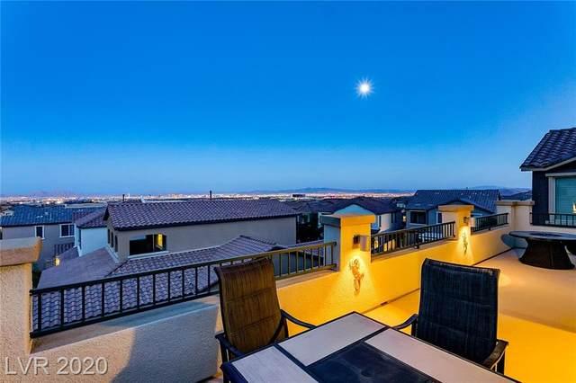 464 Astillero St Street, Las Vegas, NV 89108 (MLS #2218167) :: Signature Real Estate Group