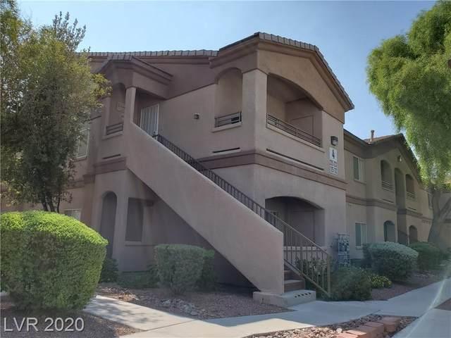 5751 Hacienda Avenue #232, Las Vegas, NV 89122 (MLS #2218170) :: The Shear Team