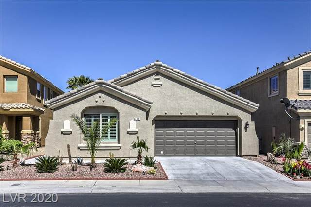 448 First On Drive, Las Vegas, NV 89148 (MLS #2218192) :: Vestuto Realty Group